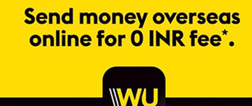 Western Union Money Transfer-Laptop Film