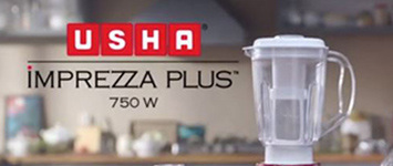 USHA IMPREZZA JUICER MIXER DIRECTOR CUT