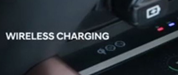Hyundai Aura Wireless Charger