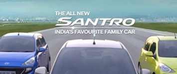 Hyundai Santro Launch TVC